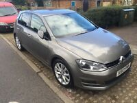 Vw Golf Gt Bluemotion Tec 2.0 Automatic well looked after.