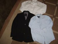 Thomas Nash jacket and blue shirt 5-6 years ( + white shirt) collection from didcot