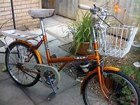 BSA unisex bike