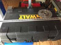 Dewalt tool box