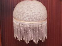 GLASS CEILING LAMP SHADE