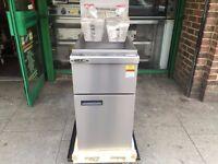 NEW GAS FRYER CATERING COMMERCIAL CHICKEN RESTAURANT FAST FOOD RESTAURANT KITCHEN BAR SHOP
