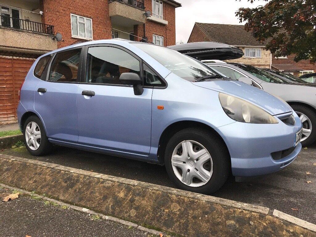 Honda Jazz 2002 Blue £750 Good Condition