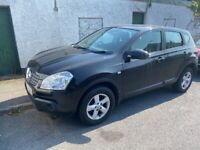 Late 2008 Nissan qashqai 2.0 dci acenta breaking all parts