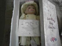 REBORN / COLLECTABLE ARTIST DOLLS