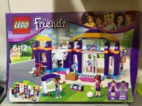 """LEGO Friends 41312 """"Heartlake Sports Centre"""" Building Toy"""