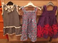 Lovely girls clothes bundle 18-24 months