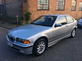 BMW 318IS COMPACT AUTOMATIC ** FULL BLACK LEATHER ** £595.00 **