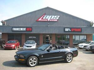 FORD MUSTANG 2006 CONVERTIBLE