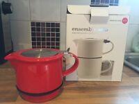 Tea maker, Ensemble Solo Tea for One