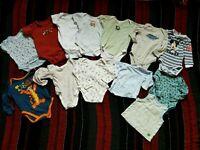 Big bundle for boy 3-6 months