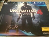 PS4 Slim & Games Bundle