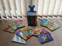Grolier Walt Disney childrens books