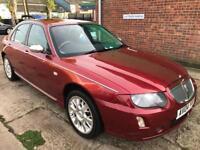Rover 75 1.8 petrol manual 2004 1 year mot (74k)