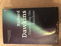 Book -Richard Dawkins: Unweaving the rainbow