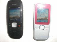 Two nokia mobile phones for sale