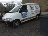 Nissan vanette spares ******