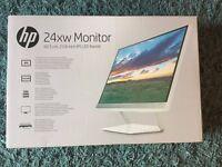"HP Pavilion 24xw monitor (24"" monitor)"