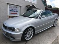 BMW 330 M SPORT LEATHER SAT NAV £2695!!