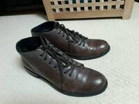 Mens shoes real leather