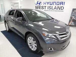 2015 Toyota Venza 2.7L Limited AWD CUIR/TOIT/NAVI 99$/semaine