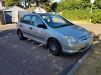 2003 Honda Civic 1.4 Imagine @07445775115 Low+Mileage+Cheap+Insurance+Tax+New+Gear+Box+New+Clutch
