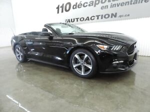 2016 Ford Mustang DÉCAPOTABLE