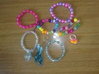 Selection of Girls Play Jewellery
