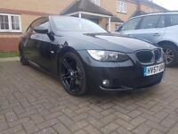 Bmw 335 m sport ( not sti vxr st rs turbo gti)