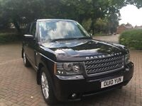 Range Rover 3.6 Vouge in Dark Brown 2010