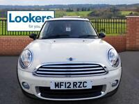 MINI Clubman ONE (white) 2012-03-31