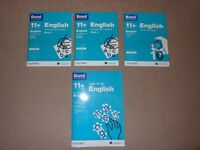 Bond 11+ Books - English EXCELLENT CONDITION