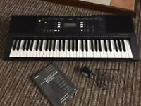 """Yamaha Digital Keyboard """"PSR E343 YPT-340"""""""