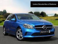 Mercedes-Benz A Class A 180 D SPORT EXECUTIVE (blue) 2017-06-06