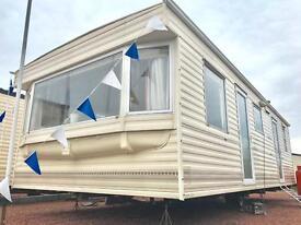 Caravan for sale with Sea Views on 12 month season NO AGE LIMIT