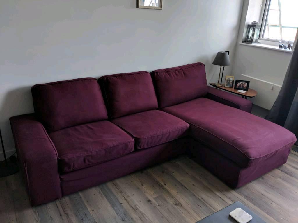 Ikea Kivik Modular Corner Sofa In Chelmsford Essex