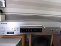 PIONEER DV-757Ai SACD DVD MP3 DVD-AUDIO SUPER AUDIO PLAYER FAULTY DRAWER I-LINK