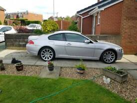 Bmw 630 coupe