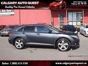 2009 Toyota Venza V6 ALL WHEEL DRIVE / MUST SEE / LOW KMS