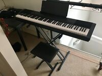 Casio CDP-120 Keyboard Including Pedal, Stand and Stool. Brand New Unwanted Present