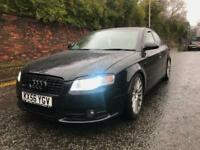 Audi A4 2.0 TFSI S-LINE SPECIAL EDITION POPS BANGS LOWERED 348BHP FULLY LOADED 12 MONTHS MOT