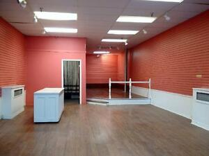 Premium Ground Floor Storefront on King St. (Butterfly Shoppe)