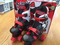 Junior Osprey Adjustable Roller Skates size 13-3.