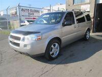 2006 Chevrolet Uplander LT2,TV-DVD,TRÉS PROPRE,TOUJOURS BIEN ENT