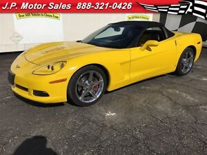 2006 Chevrolet Corvette Automatic, Navigation, Leather, Only 76,