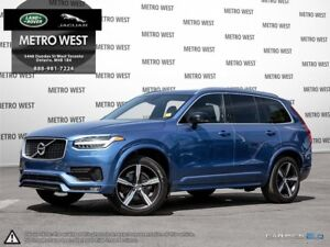 2016 Volvo XC90 T6 R-Design - 160,000 WRT|Climate|Vision Package