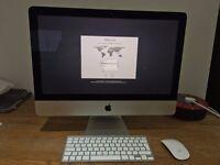 """Apple iMac 21.5"""" Late-2012 512GB SSD 2.9GHz i5 Quad Core 1TB HDD 8GB RAM GT650M"""
