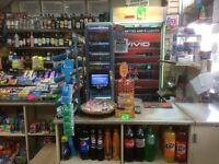 3 Bed Room flat with off licence, News Agent & GroceryShop
