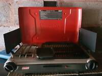 Perfect flow Coleman stove excellent condition