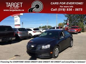 2014 Chevrolet Cruze, Drives Great Very Clean !!!